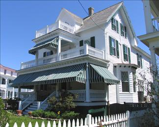 Property 3457 - Queen Ann 3457 - Cape May - rentals