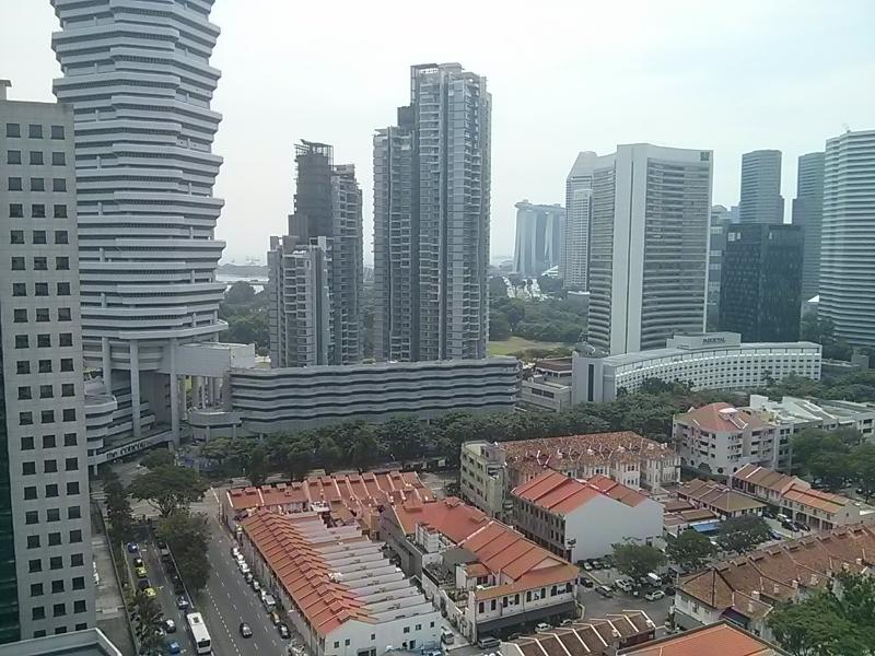 Mesmerising View - bugis area apartment room cosy and fully furnished - Singapore - rentals