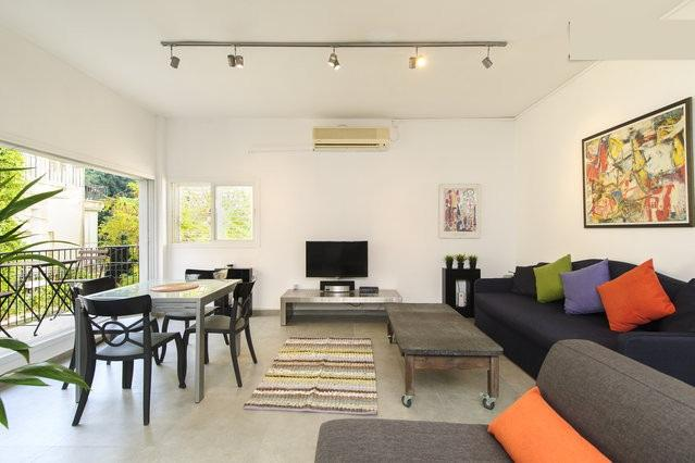 Superb 2 rooms in Tel Aviv Center - Image 1 - Gedera - rentals