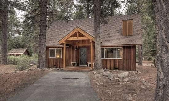 Coleman Dog Friendly Lake Tahoe Cabin - Image 1 - Lake Tahoe - rentals