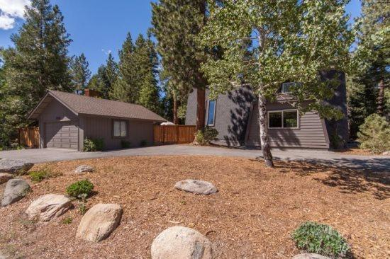Great Escape Dollar Point Rental Home - Hot Tub - Image 1 - Tahoe City - rentals