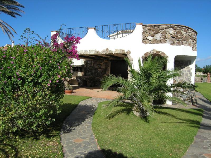 External view - Villa Adelina - Panoramic, elegant, independent - Calasetta - rentals