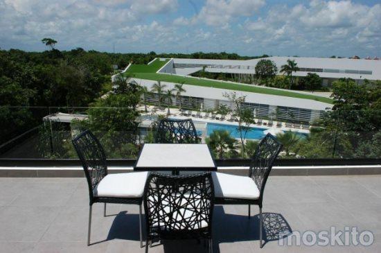 Nick Price Condor - rooftop area - Playa del Carmen condos - Nick Price PH Condor - Playa del Carmen - rentals