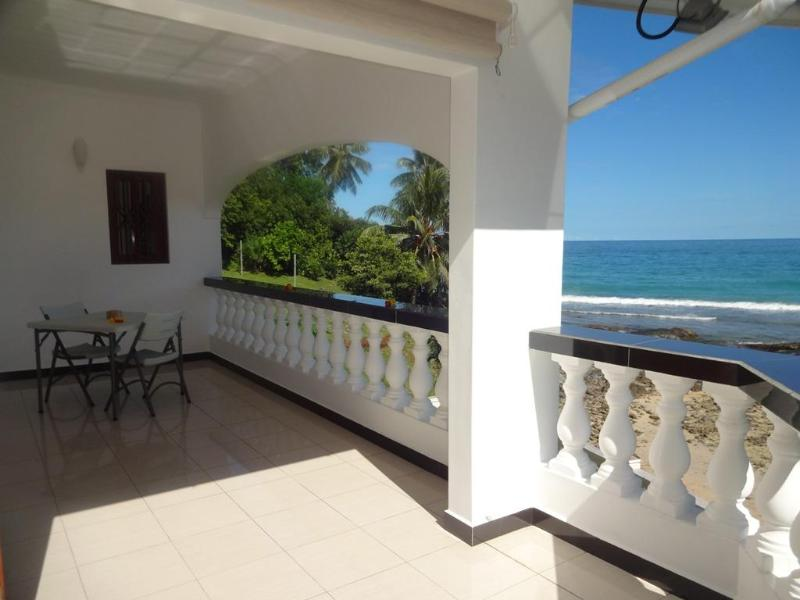 Balcony view - The Drake Seaside Apartment - Bel Ombre - rentals