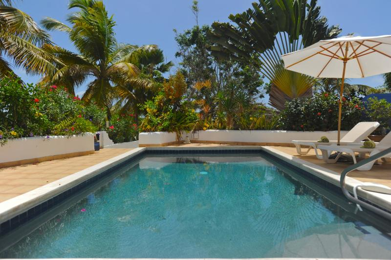 Cute villa very private close to Orient Bay - Orient Bay cute villa away from prying eyes - Orient Bay - rentals