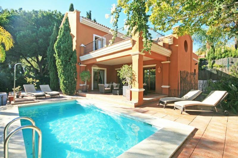 5 bed villa, Marbella 1487 - Image 1 - Marbella - rentals