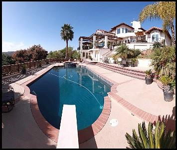 Private Pool - RANCH RESORT BY THE SEA - Rancho Santa Fe - rentals