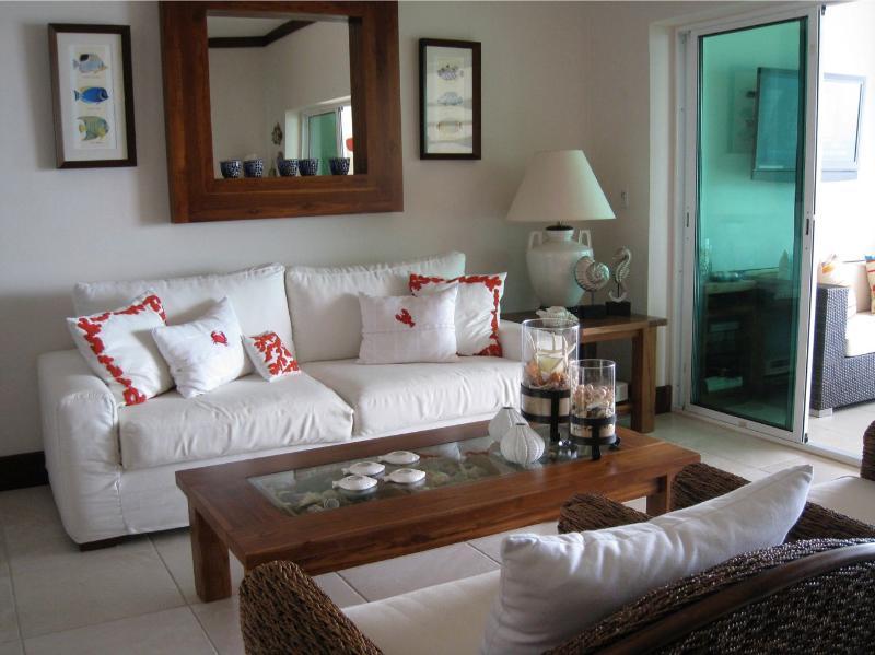 LIVING - OCEAN FRON CONDO  IN SOSUA,DOMINICAN REPUBLIC - Sosua - rentals