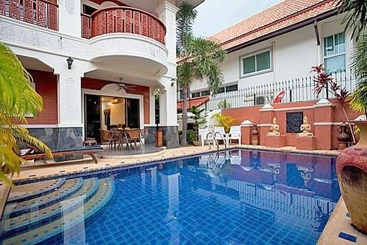 Villa Thierry with private pool - Image 1 - Pattaya - rentals