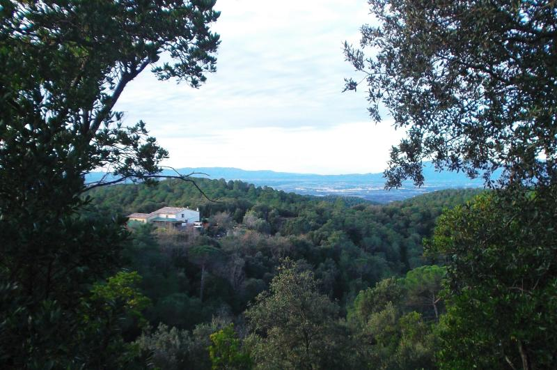 Can Torras with beautiful views of the Gavarres hills - Can Torras rural retreat Cottage with Breakfast - Quart - rentals
