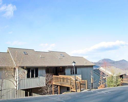 Exterior-Front - Massanutten Mountainside Resort Condo - Massanutten - rentals