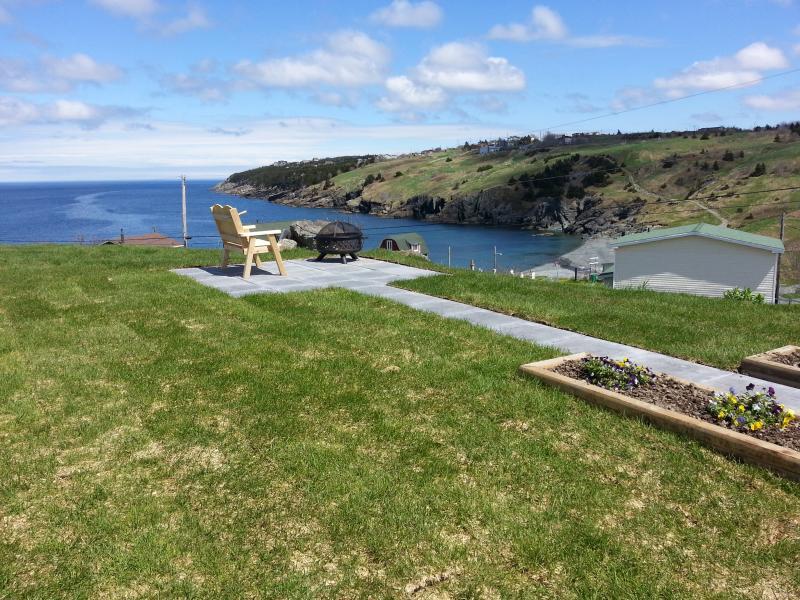 Backyard - Historic Seaside Cottage (10 mins from St. John's) - Torbay - rentals