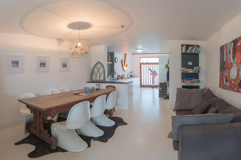 Kitchen and diner area - Camber beach house - Camber - rentals