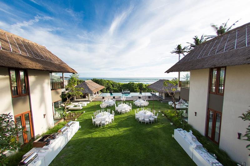 Sakovabali Villa 0094 Tanah Lot 5 BR - Image 1 - Bali - rentals