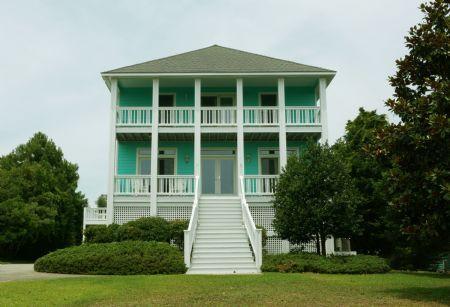 Street View - Magnolia Breeze - Emerald Isle - rentals