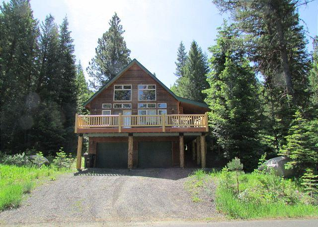 Front of Home - Fox Rock located in Spring Mountain Ranch! - McCall - rentals