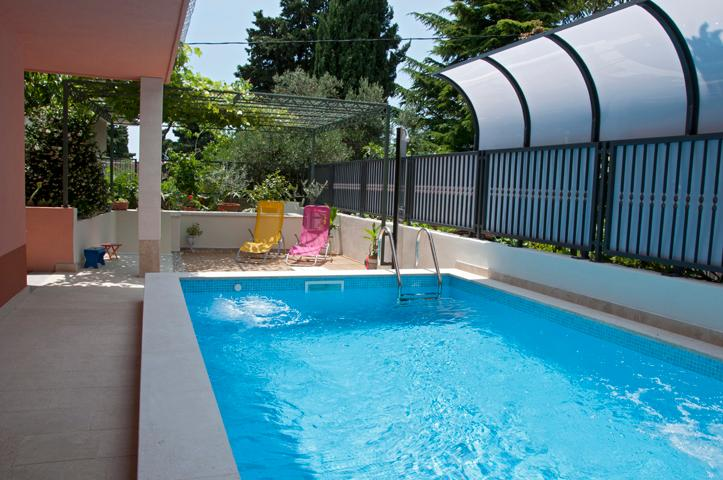 pool - lovely green ambient near beach - Split - rentals
