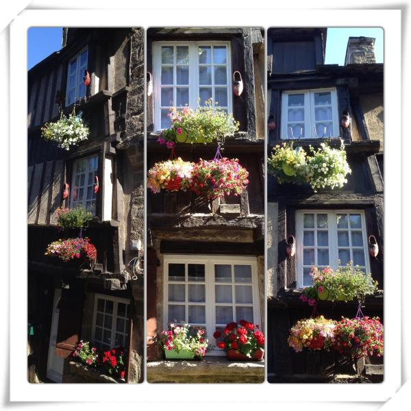 Facade 1 - C011: Ker Merlin -Luxury  Breton home in Dinan - Dinan - rentals