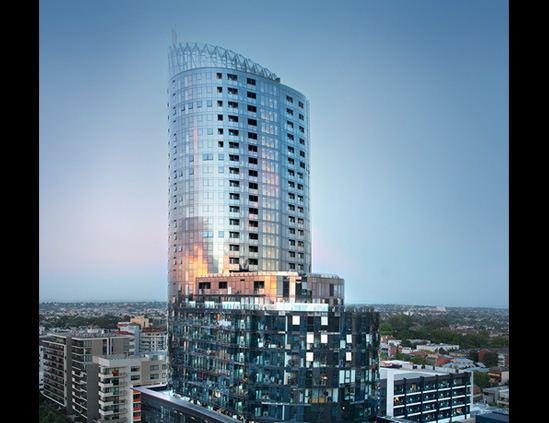 South Yarra Designer Top Floor (2br) - Image 1 - Melbourne - rentals
