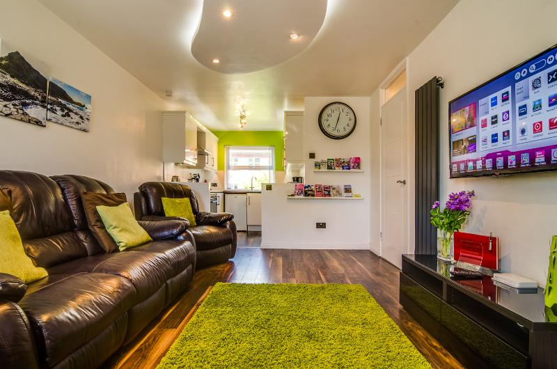 Central Belfast Apartment. Prime central location! - Image 1 - Belfast - rentals