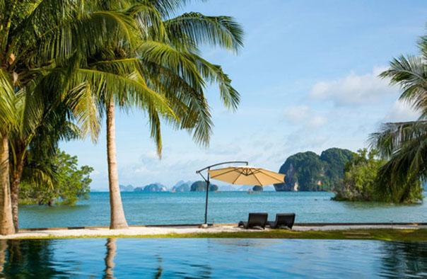 SEA VIEW - MANGROVE BAY VILLA - Krabi Province - rentals