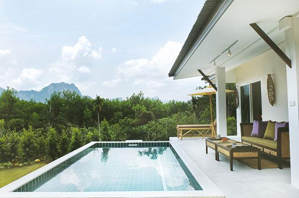 Private pool - SAWAN MOUNTAIN VILLA 2 - Krabi - rentals
