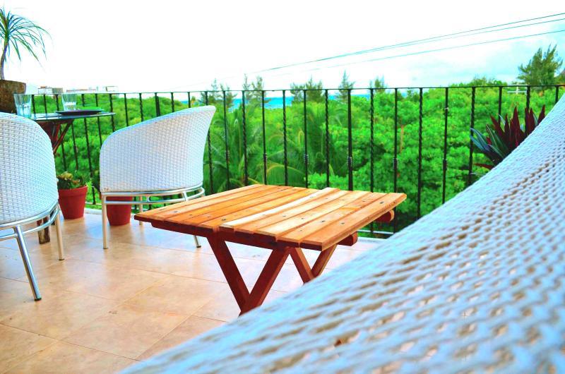 Seaview Penthouse Studio Playa del Carmen Mexico - Image 1 - Playa del Carmen - rentals