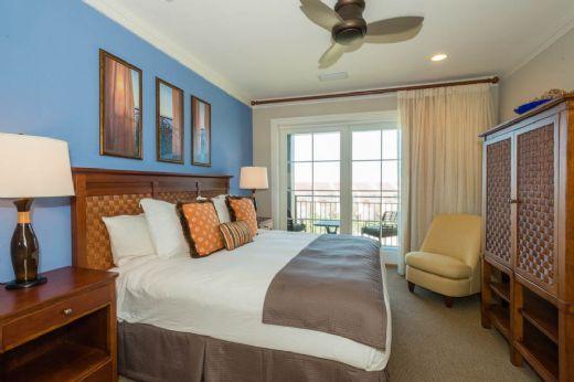 Master Bedroom - 302 WaterHouse - Santa Rosa Beach - rentals