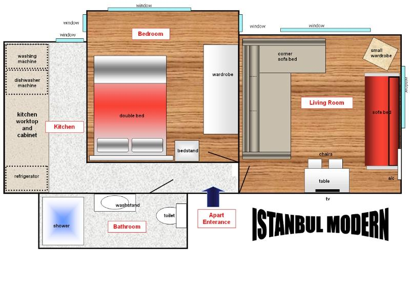 Berry Life - Istanbul Modern Concept (Suit) - Image 1 - Istanbul - rentals
