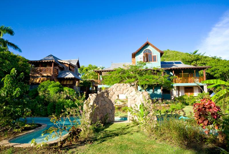 St. Lucia Villa 3 Located On The Peninsula Of Trouya Pointe, St Lucia. - Image 1 - Saint Lucia - rentals
