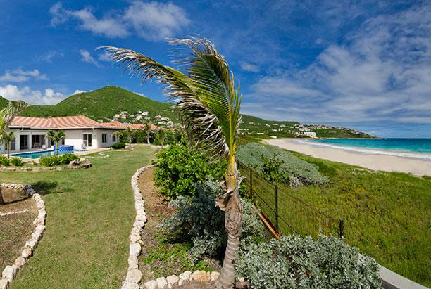 SPECIAL OFFER: St. Martin Villa 179 The Spectacular Views, The Back-drop Of Sky, Sea And The Villa Is Absolutely Stunning. - Image 1 - Guana Bay - rentals