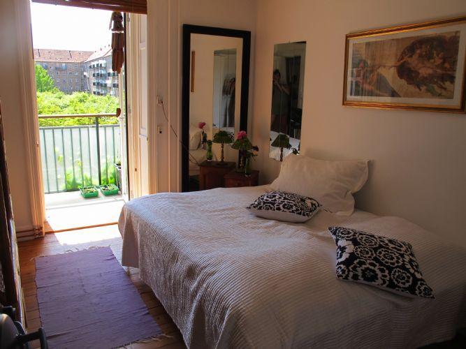 Peter Sabroes Gade Apartment - Bright Copenhagen apartment near beautiful Valby Park - Copenhagen - rentals