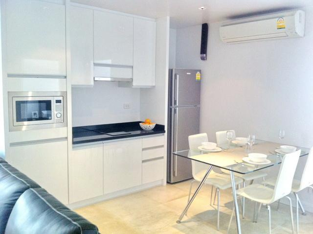 2 Bed 1 Bath for rent at Asoke Place near terminal 21 for 45,000 THB/month - Image 1 - Bangkok - rentals