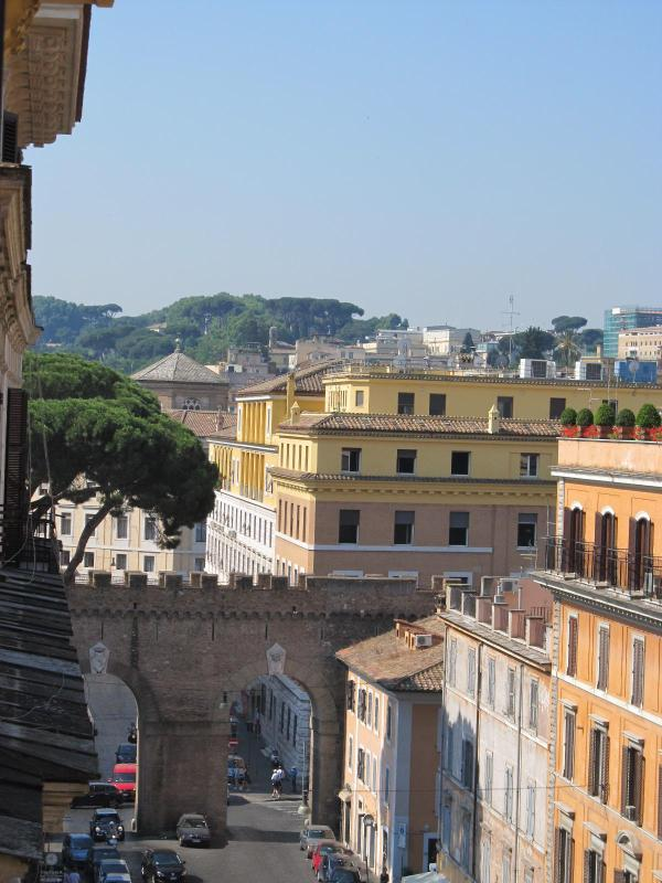 the view - Panoramic attic in St. Peter! Rome in your hands - Rome - rentals