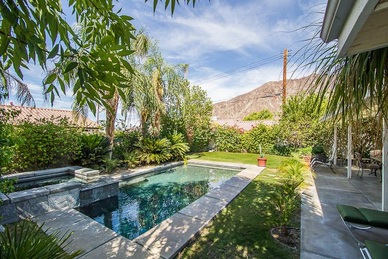 Pool/Spa - Salt Water System - Charming, Cozy Private Home with Pool & Spa/Salt W - La Quinta - rentals