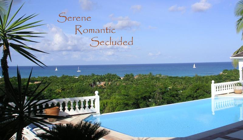 Serene, Romantic, Secluded - Mille Fleurs- 1, 2, 3 or 4 Bedroom Villa  With Spe - Terres Basses - rentals