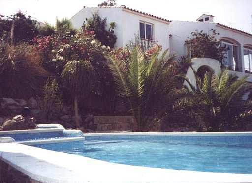 Villa with private pool near the beach - Image 1 - Peniscola - rentals