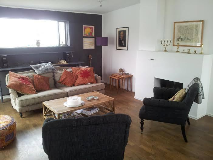 Living room area - Cozy house in downtown Akureyri - Akureyri - rentals