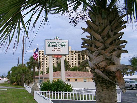 Front Entrance - 7day Stay on the Beach in Ormond near Daytona Beach - Ormond Beach - rentals