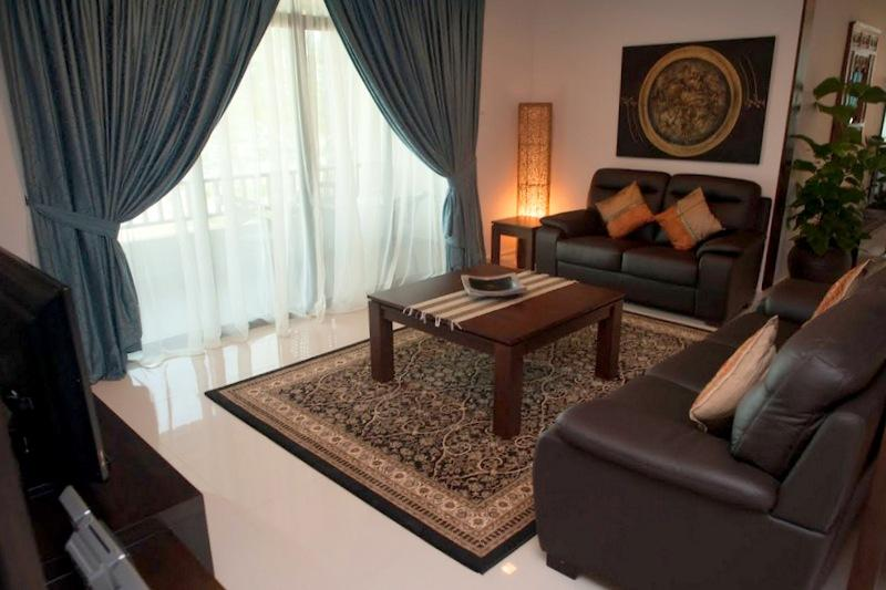 Living Area - Luxurious Penthouse with Seaview - Balok - rentals