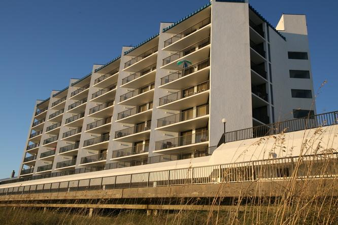 Aqua Vista is located on the Gulf of Mexico - Snowbirds Gulf (Ocean) Front Two Bedroom Condo - Panama City Beach - rentals