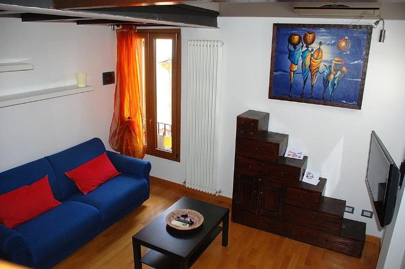 Living room - Quiet open space in downtown - Bologna - rentals