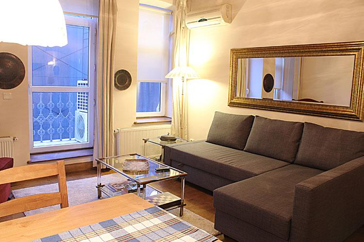 Apartment in the Heart of the City 8 - Image 1 - Istanbul - rentals