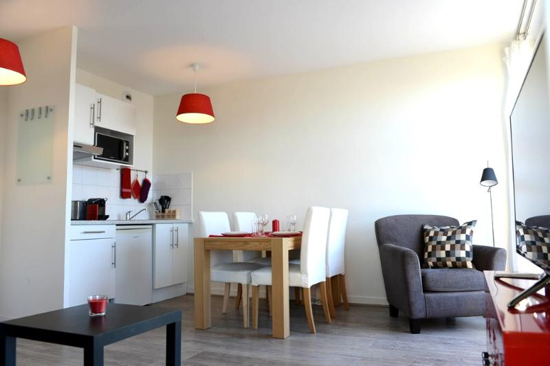 LILLE CITY CENTER: perfect location with view! - Image 1 - Lille - rentals