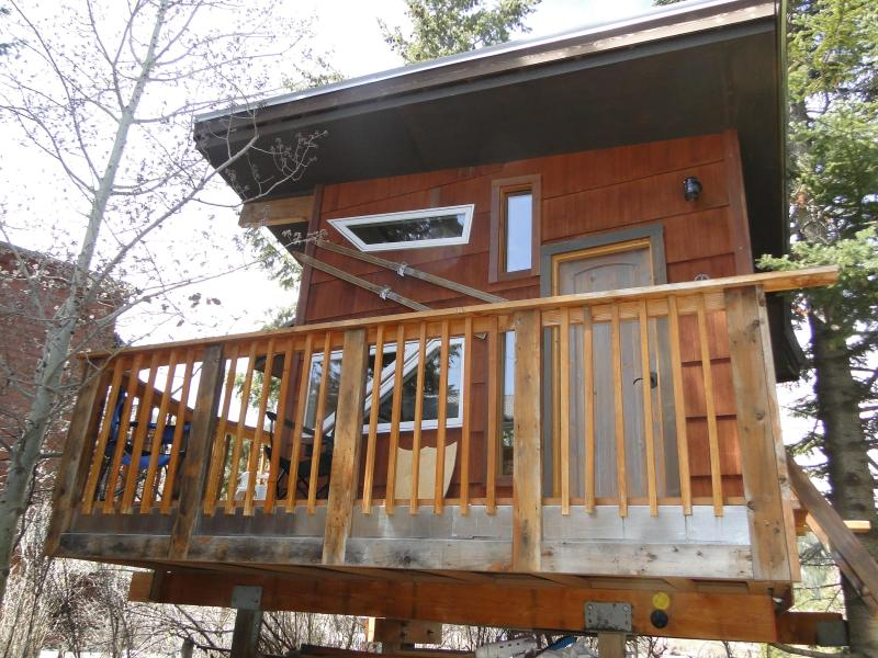 Cozy Heated Tree House in heart of Ketchum - Image 1 - Ketchum - rentals