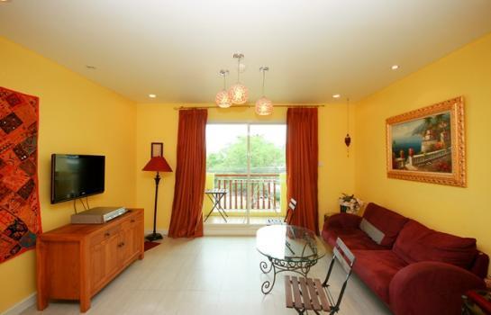 Main Living room - Mykronos A4, Center Hua Hin - Hua Hin - rentals