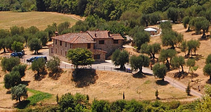 B&B In Umbria, between Perugia and Lake Trasimeno - Image 1 - Perugia - rentals