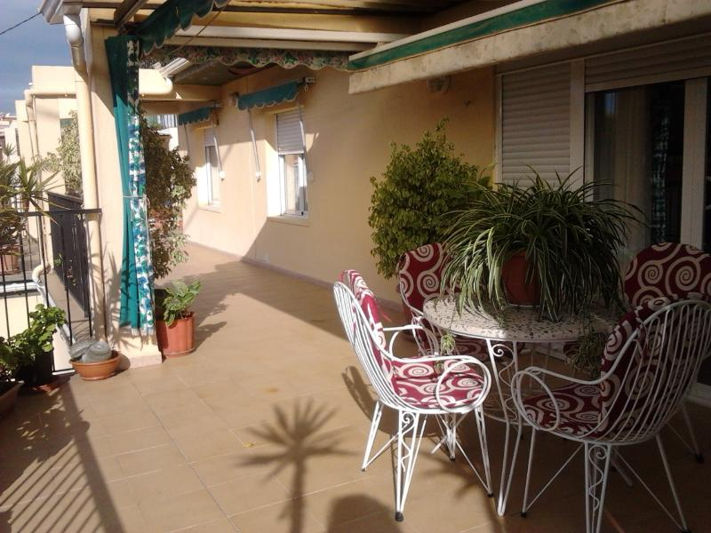 Benidorm center with a large terrace - Benidorm center with a large terrace - Benidorm - rentals