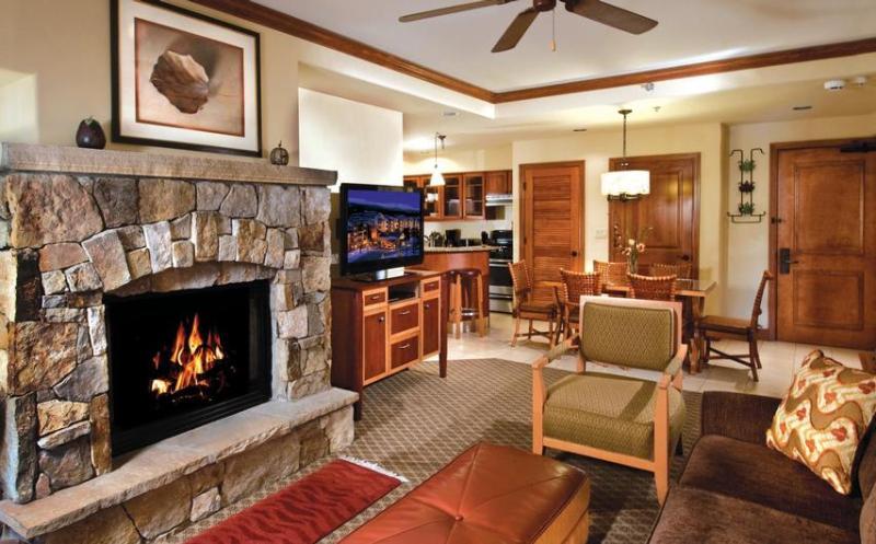 Greatroom - 2 bed Valdoro, breckenridge,Co - Breckenridge - rentals