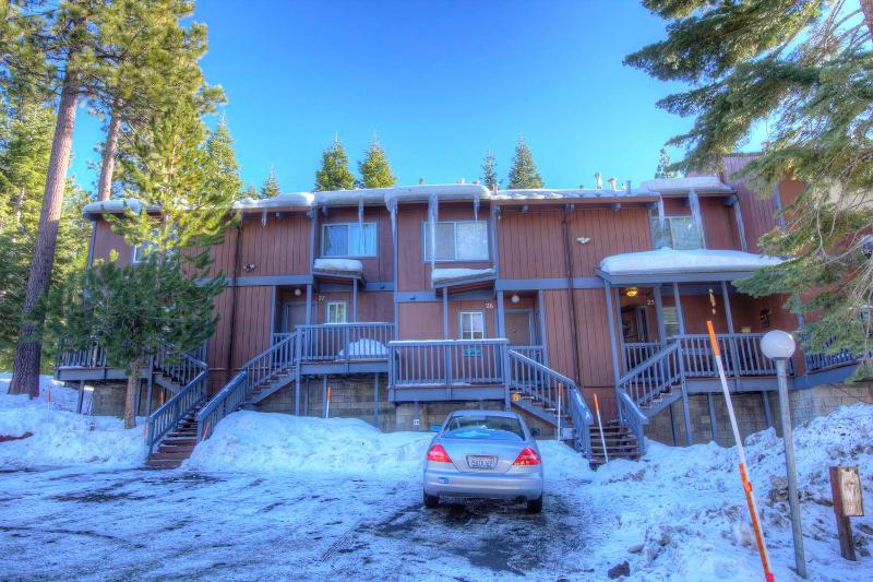 Tastefully Decorated Condo with Forest Views ~ RA728 - Image 1 - South Lake Tahoe - rentals